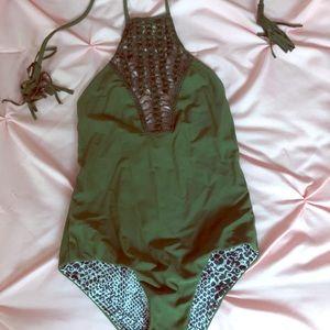 acacia swimwear Swim - Acacia honey swimsuit